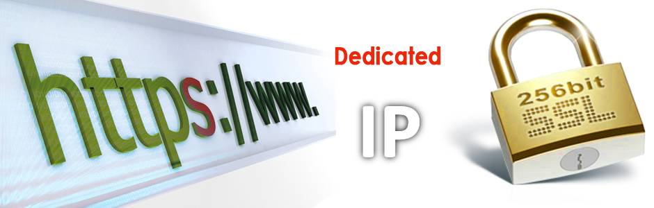 Low Cost SSL and Dedicated IP Hosting